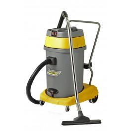 Ghibli AS590 industri våd/tør støvsuger, 2x1150watt
