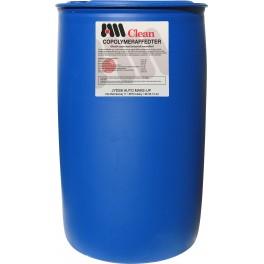 Copolymeraffedter, mild/mellemstærk alkalisk sæbe, 210 ltr.