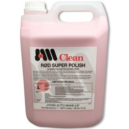 Rød Super Polish