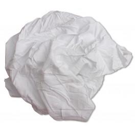 Lagenklude, hvide vaskede 10 kg.