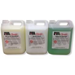 Tilbudspakke Shampoo/Wakovoks/Insektfjerner