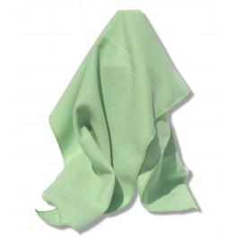 Rudeklud, mikrofiber grøn