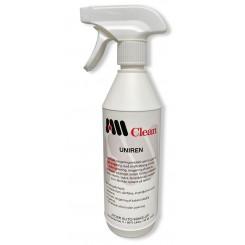 Uniren, alkalisk sæbe-meget mild ½ ltr.