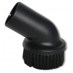 Rundbørste med hår til støvsuger 44 mm