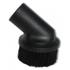 Rundbørste med hår til støvsuger 36 mm