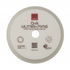Rupes DA Ultrafine Hvid 150/180mm Skumpude, 1 stk.