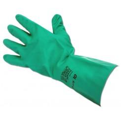 Kraftig Nitril Handske, godkendt kat. II